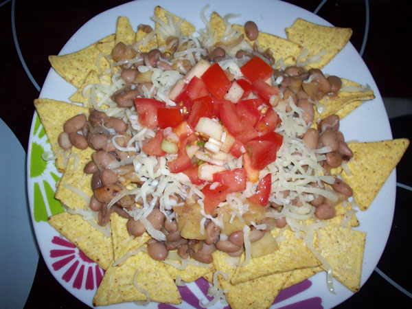 vegetarian nachos recipe