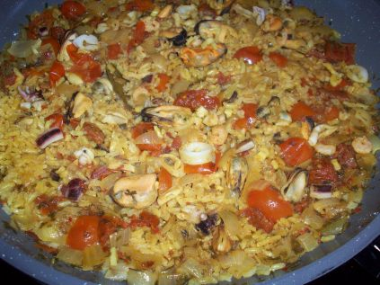 Paella featured I