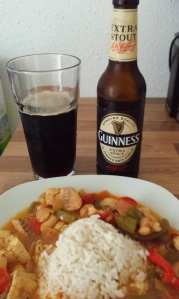 Moqueca recipe, guinness
