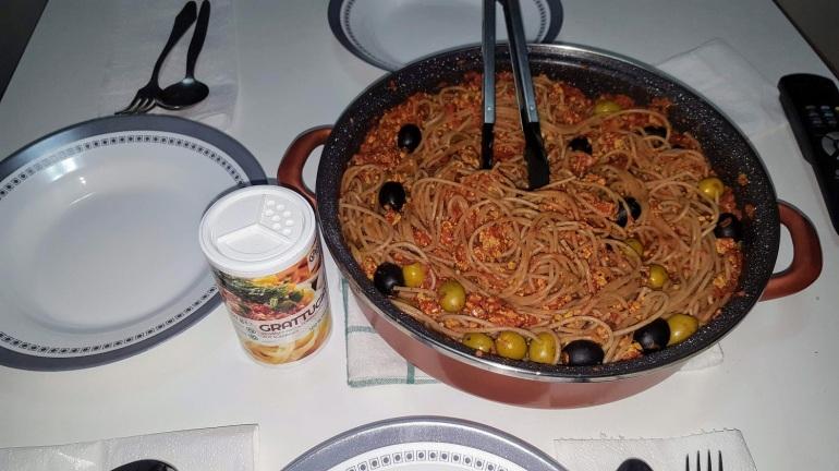 vegan pasta dishes